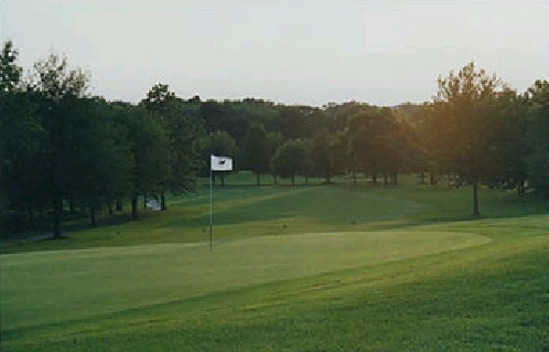 Hole 4 at Crestview Country Club