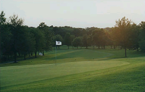Hole 9 at Crestview Country Club