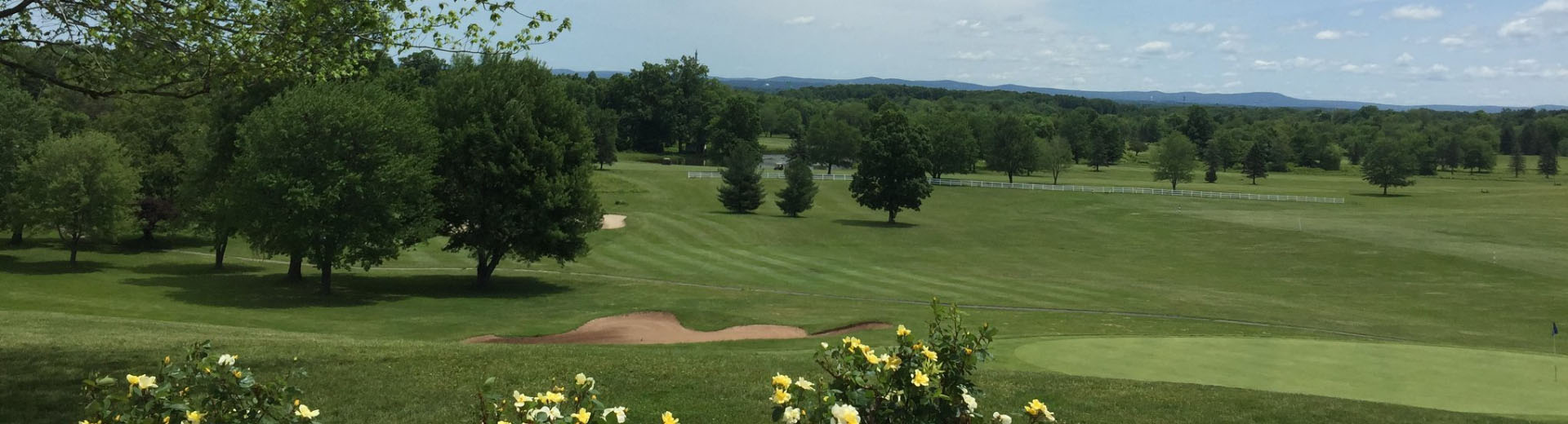 Spring is in bloom at Crestview Country Club